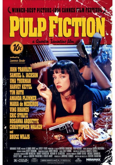 Pulp Fiction (POSTER)