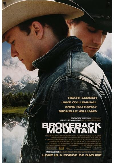 Brokeback Mountain (POSTER)