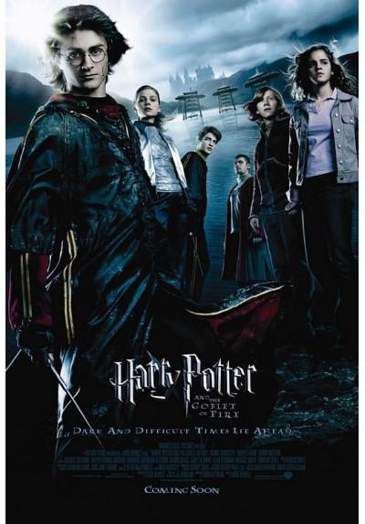 Harry Potter - El Cáliz de Fuego (POSTER)