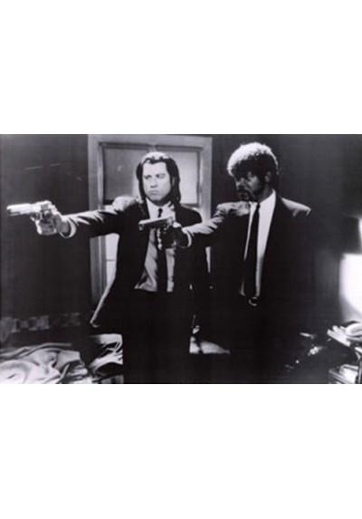 Pulp Fiction - Escena (POSTER)
