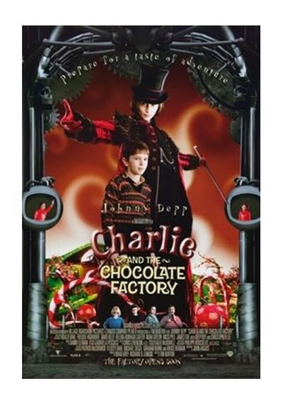 Charlie y la Fábrica de Chocolate (POSTER)