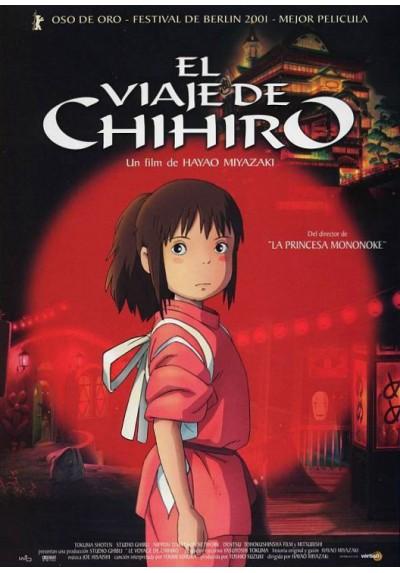 El Viaje de Chihiro (POSTER)