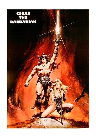 Conan el Bárbaro (POSTER)