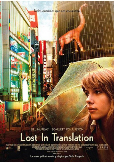 Lost in Translation (POSTER)