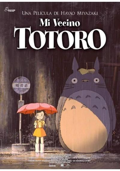 Mi Vecino Totoro (POSTER)