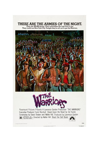 The Warriors (POSTER)