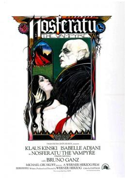 Nosferatu, El Vampiro (POSTER)