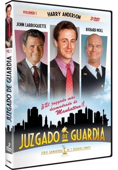 Juzgado De Guardia - Vol. 1 (Night Court)