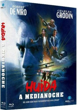 Huida A Medianoche (Blu-Ray) (Midnight Run)