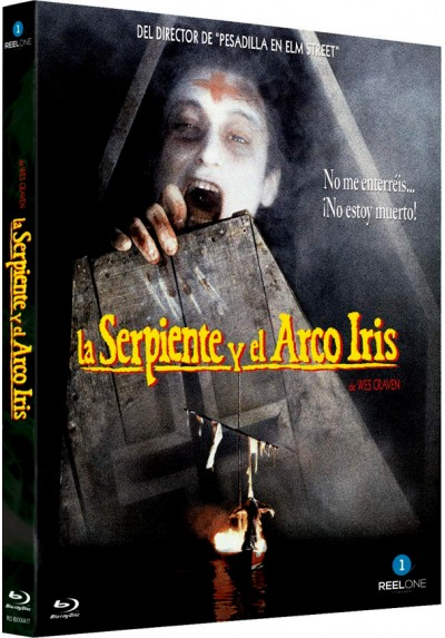 La Serpiente Y El Arco Iris (Blu-Ray) (The Serpent And The Rainbow)