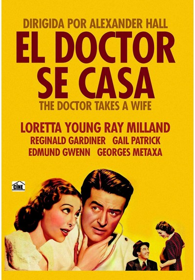 El Doctor Se Casa (The Doctor Takes A Wife)