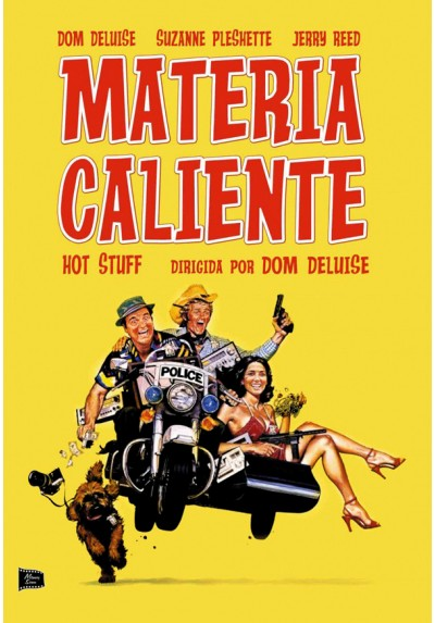 Materia Caliente (Hot Stuff)