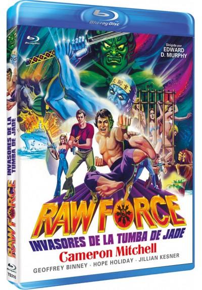 Raw Force - Invasores De La Tumba De Jade (Blu-Ray)