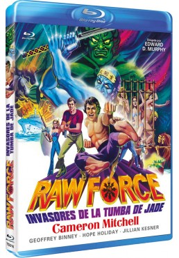 Raw Force - Invasores De La Tumba De Jade (Blu-Ray)