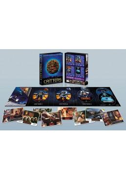 Colección Critters (1-4) + Dvd Extras + Postales (Blu-Ray)