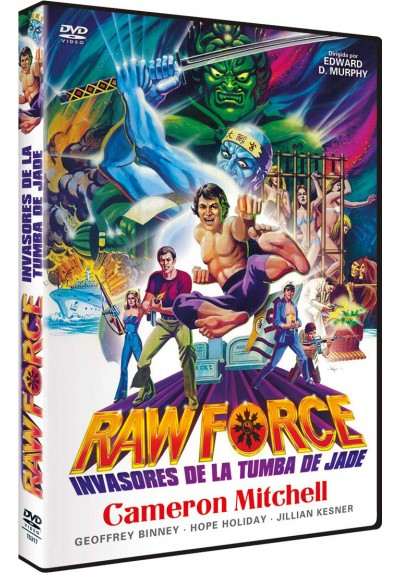 Raw Force - Invasores De La Tumba De Jade
