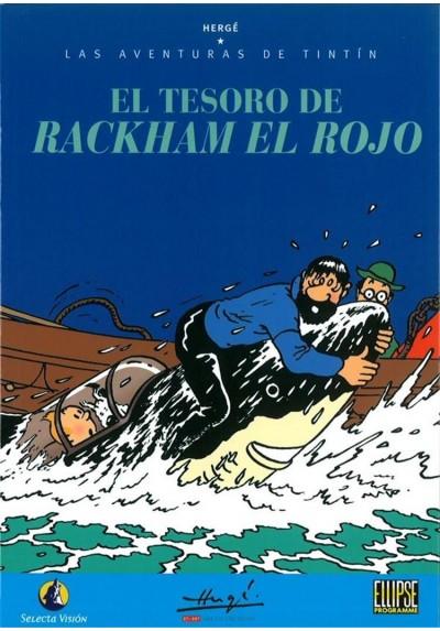 El Tesoro de Rackham El Rojo