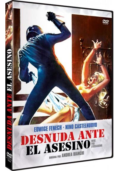 Desnuda Ante El Asesino (Nude Per L'Assassino)