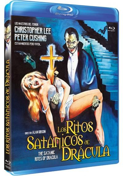 Los Ritos Satánicos De Drácula (Blu-Ray) (The Satanic Rites Of Dracula)