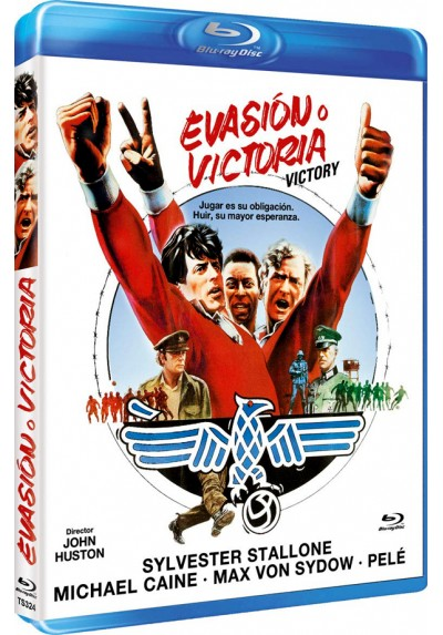 Evasión O Victoria (Blu-Ray) (Escape Or Victory)