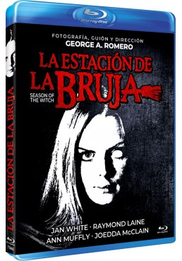 La Estación De La Bruja (Blu-Ray) (Season Of The Witch)