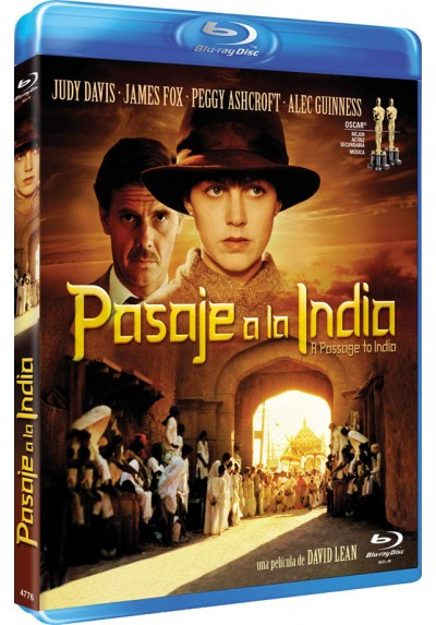 Pasaje A La India (Blu-Ray) (BDr) (A Passage To India)