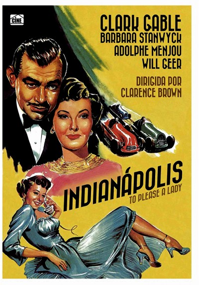 Indianapolis (To Please A Lady)