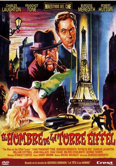 El Hombre De La Torre Eiffel (The Man On The Eiffel Tower)