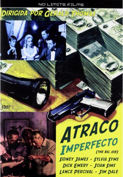 Atraco Imperfecto (The Big Job)