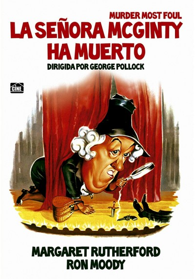 La Señora Mcginty Ha Muerto (Murder Most Foul)