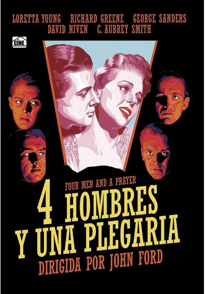 4 Hombres Y Una Plegaria (Four Men And A Prayer)