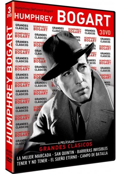 Pack Grandes Clásicos: Humphrey Bogart