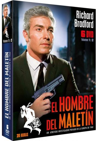 El Hombre Del Maletín - Vol. 1 Y 2