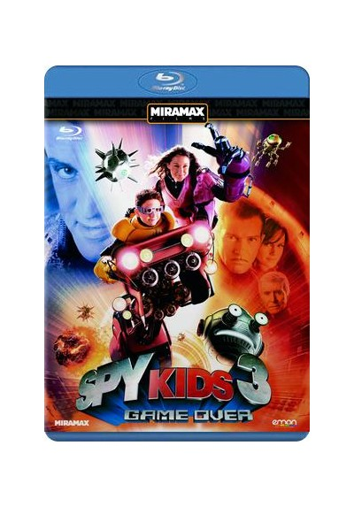 Spy Kids 3 : Game Over (Blu-Ray)