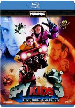 Spy Kids 3 : Game Over (Blu-Ray)