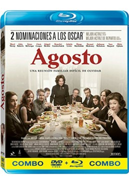 Agosto (Blu-Ray + Dvd) (August: Osage County)