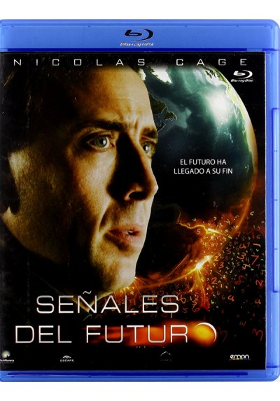 Señales Del Futuro (Blu-Ray) (Knowing)