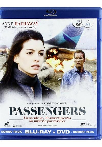 Passengers (Blu-Ray + Dvd)