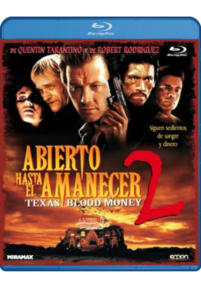 Abierto Hasta El Amanecer 2 (Blu-Ray) (From Dusk Till Dawn 2: Texas Blood Money)