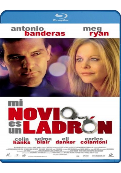 Mi Novio Es Un Ladron (Blu-Ray) (My Mom´s New Boyfriend)