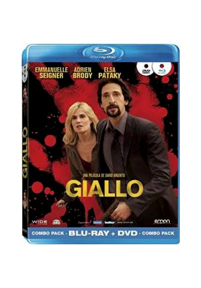 Giallo (Blu-Ray + Dvd)