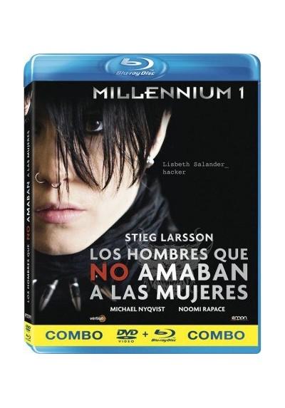 Millennium 1 : Los Hombres Que No Amaban A Las Mujeres (Blu-Ray + Dvd) (Män Som Hatar Kvinnor)