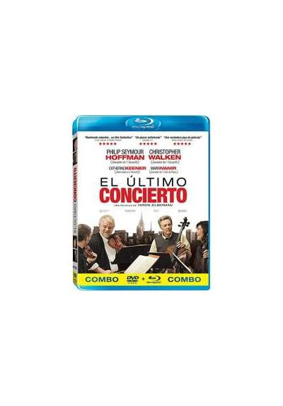 El Último Concierto (Blu-Ray + Dvd) (A Late Quartet)