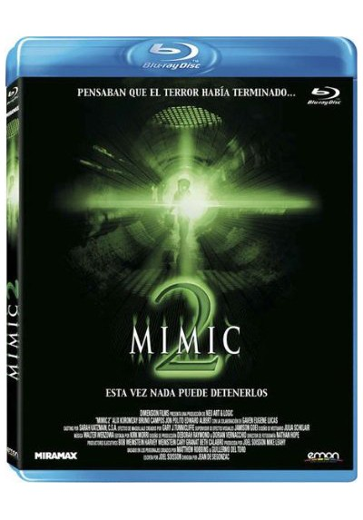 Mimic 2 (Blu-Ray)