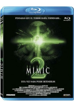 Mimic 2 (Blu-Ray)