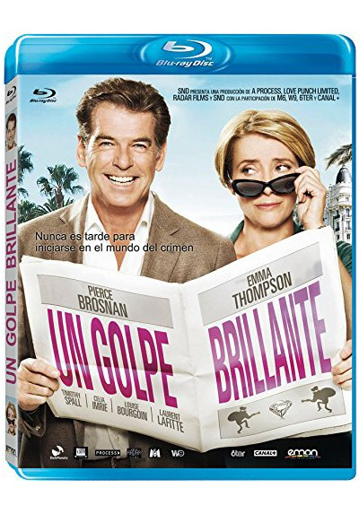 Un Golpe Brillante (Blu-Ray) (Love Punch)