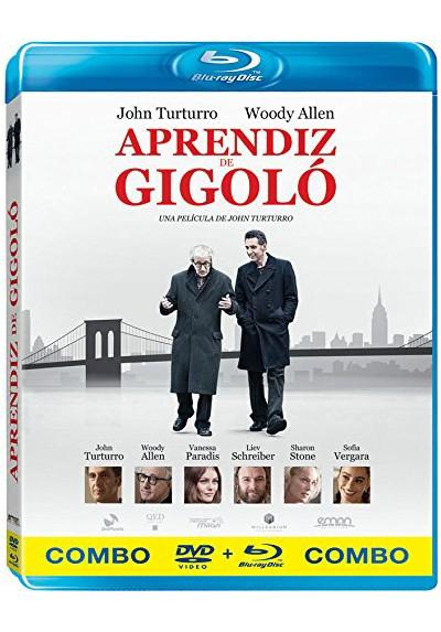 Aprendiz De Gigolo (Blu-Ray + Dvd) (Fading Gigolo)