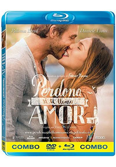 Perdona Si Te Llamo Amor (2014) (Blu-Ray + Dvd)