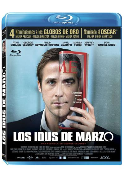 Los Idus De Marzo (Blu-Ray) (The Ides Of March)