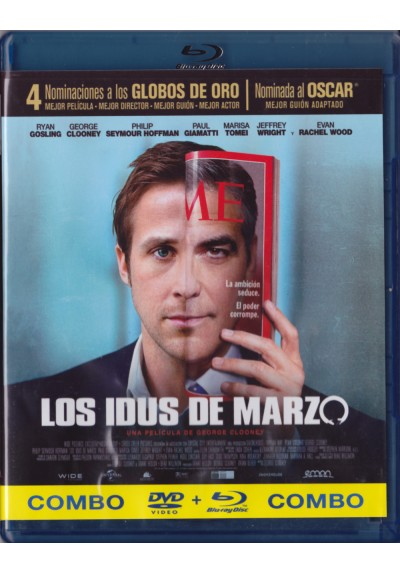 Los Idus De Marzo (Blu-Ray + Dvd) (The Ides Of March)